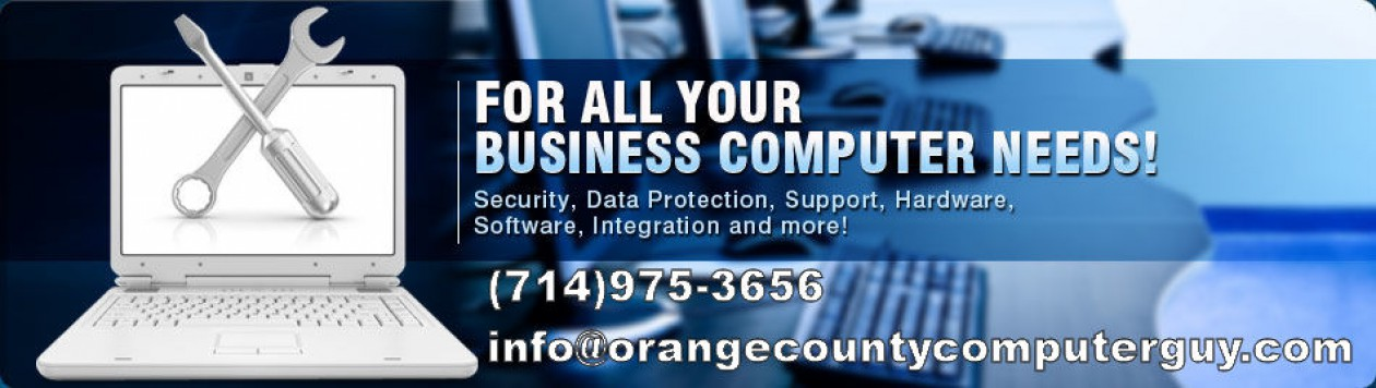 Orange County Computer Repair (714)975-3656